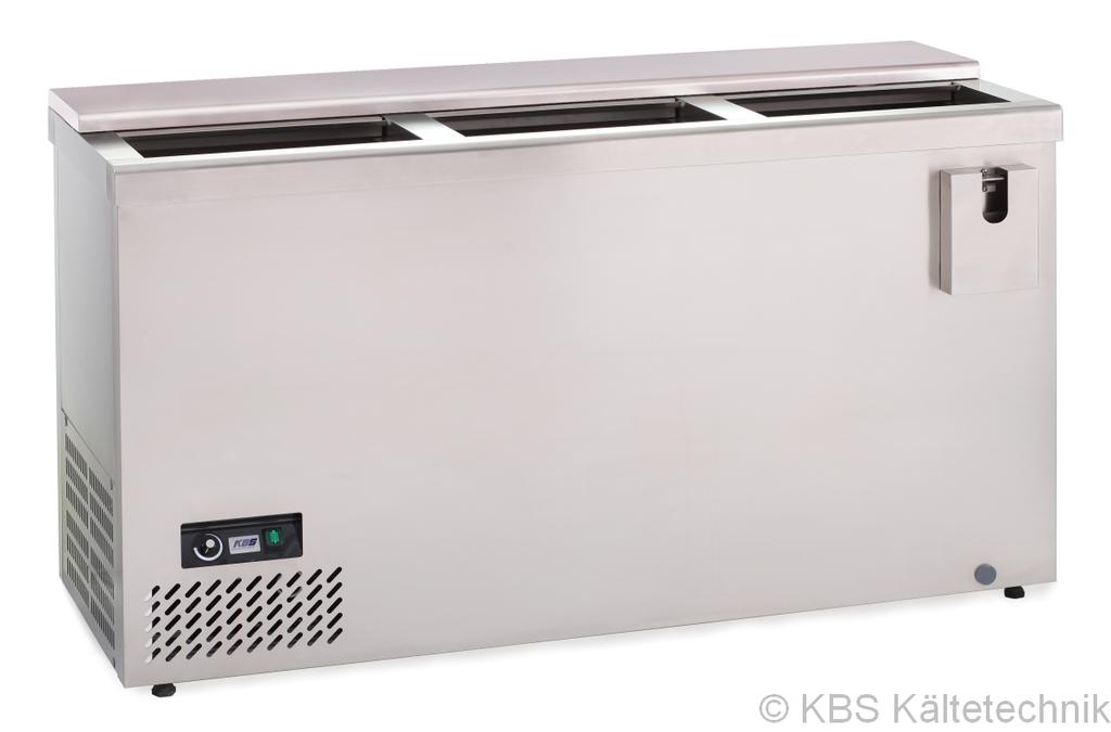 Profi GmbH - KBS Getränke-Kühltruhe AL 150 CNS
